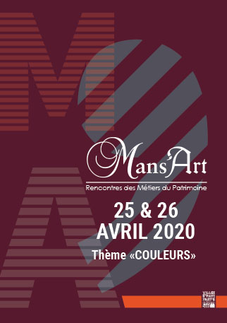 Couverture Mans'art 2020